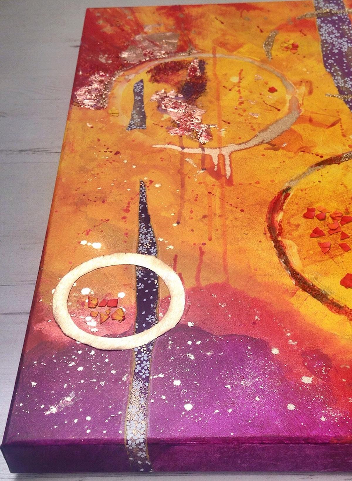 New Abstract Art: Autumn Equinox