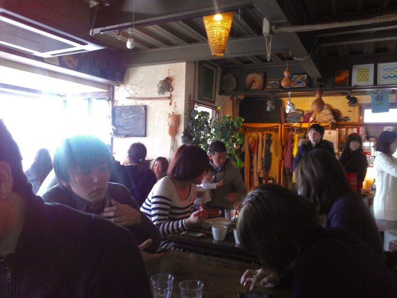 magokoro cafe kamakura japan