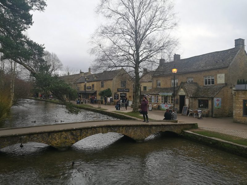 Burton-on-the-Water, Cotswolds.