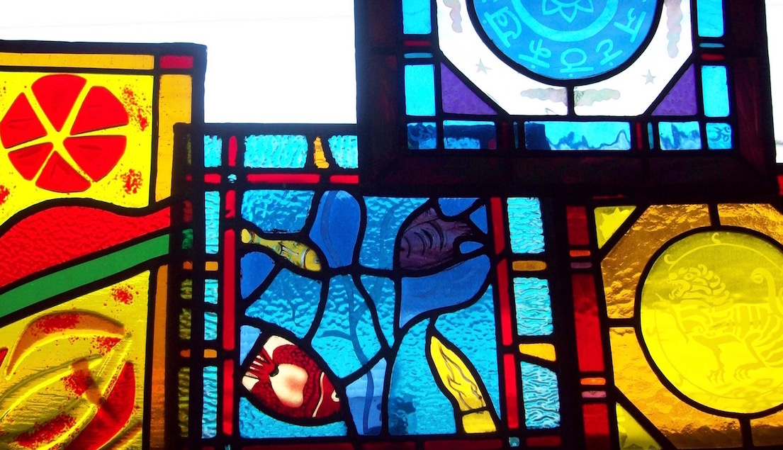 My Stained Glass: A Short Introduction
