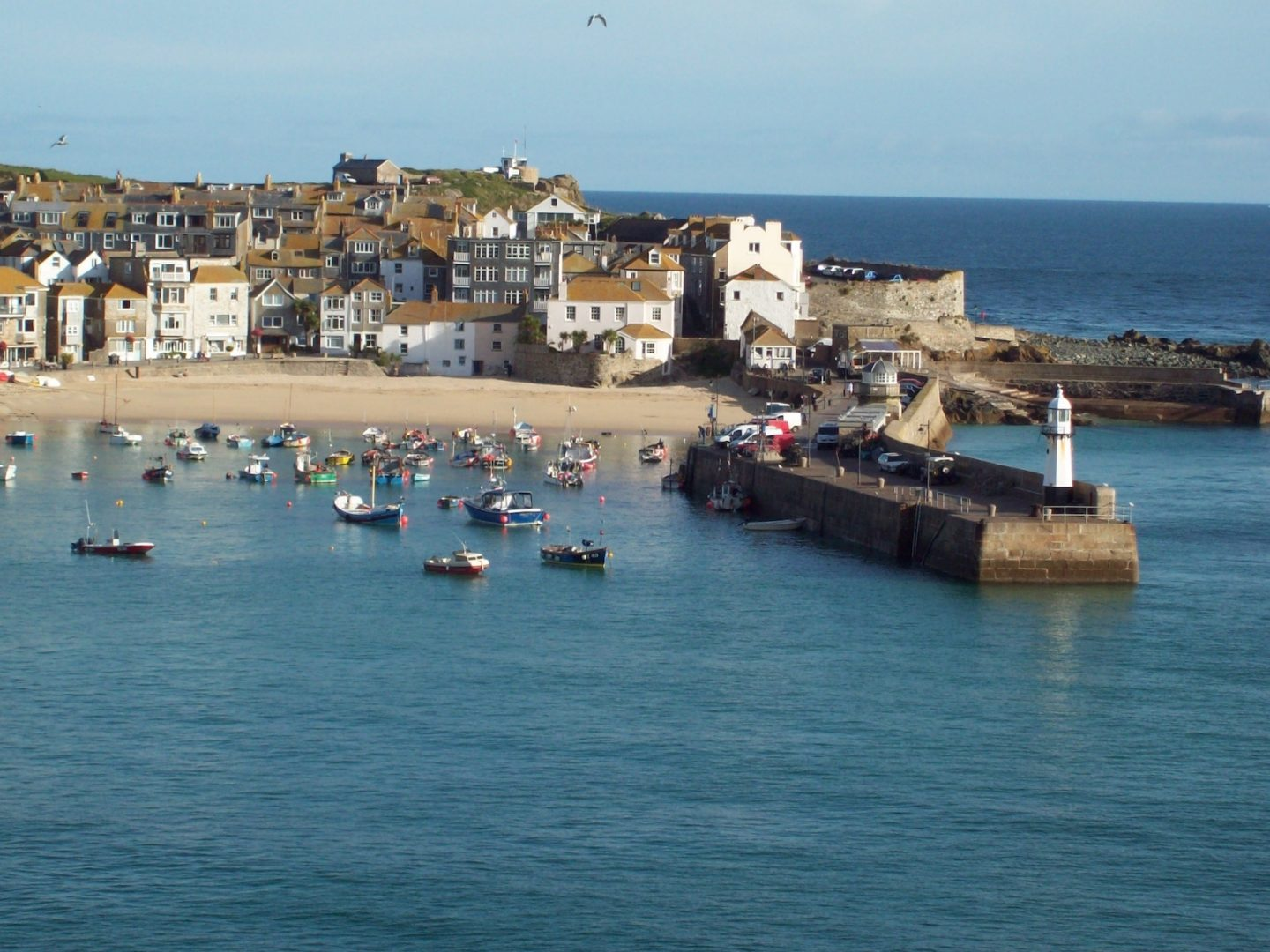 I want to live in St.Ives!