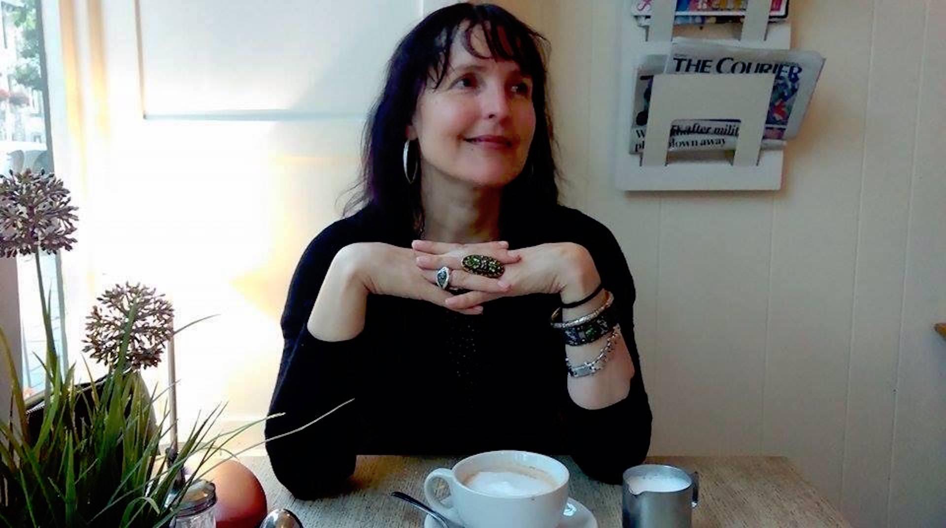 Emerald Dunne Glasgow artist.