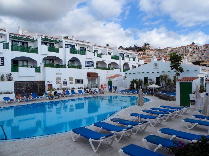 Neptune apartments, Costa Adele, Tenerife