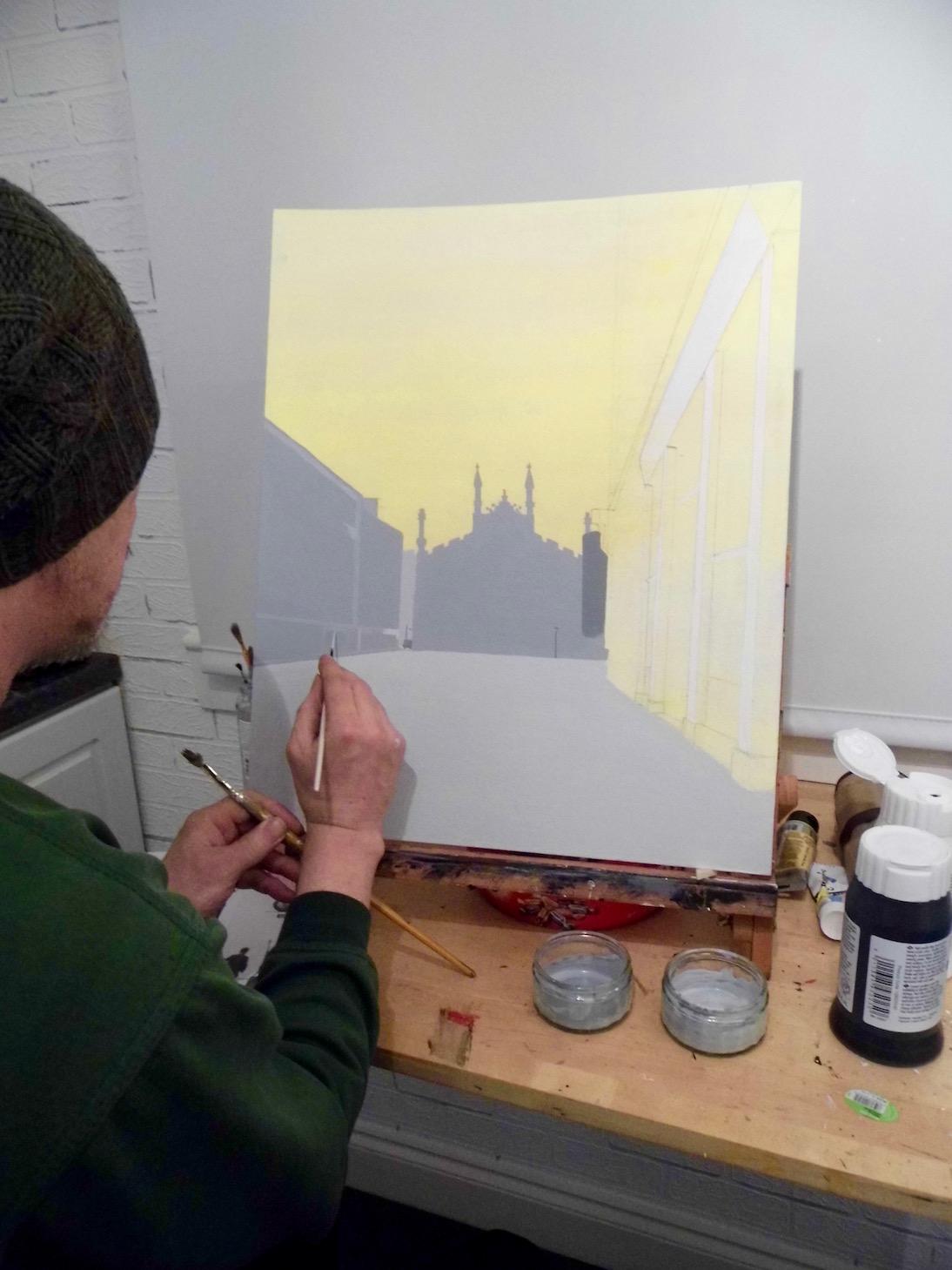 Stephen Scott: Artist of the month