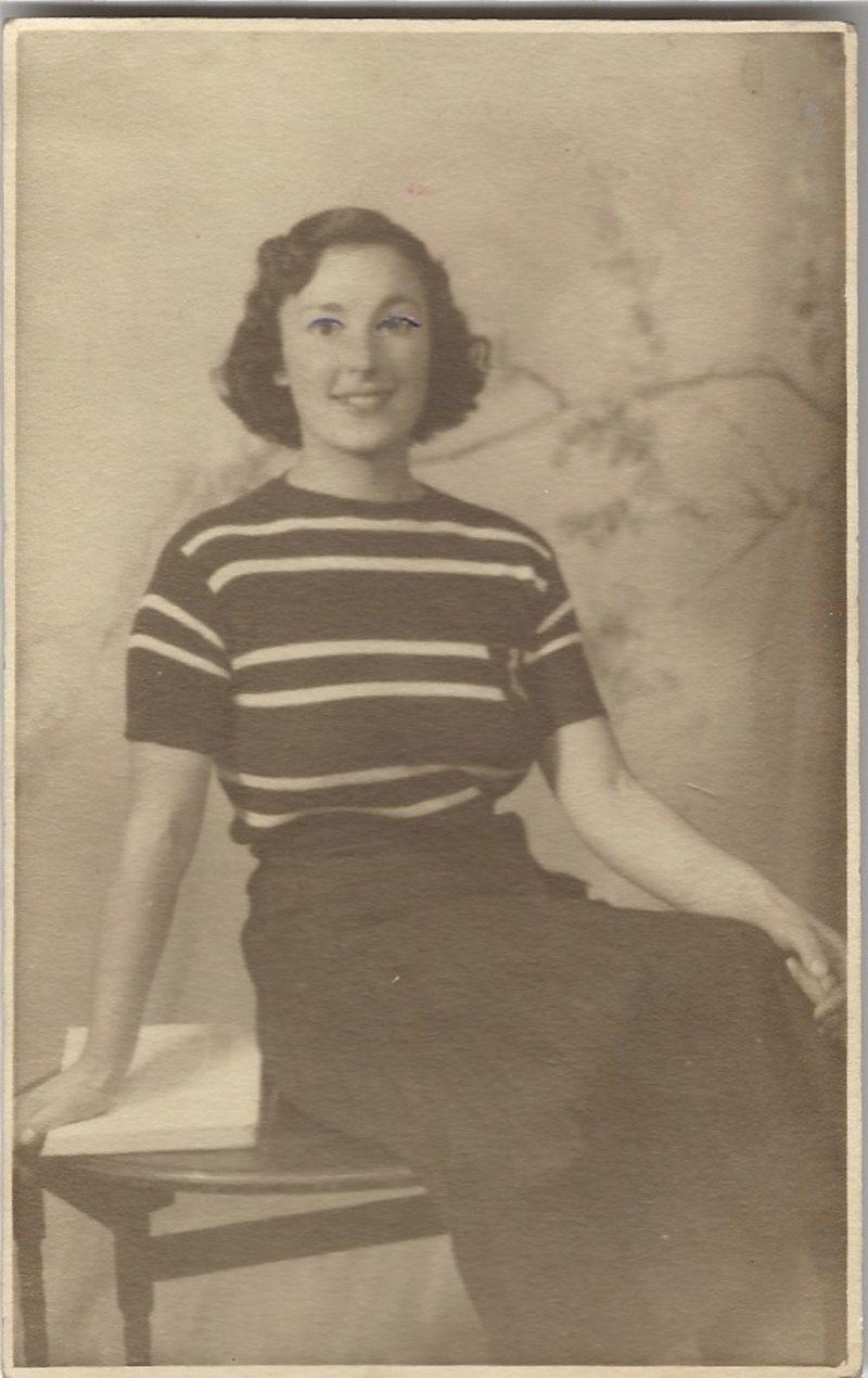 Old family photos Granny Pip.