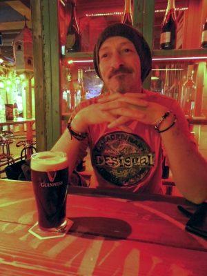 Belfast: A Guinness at Granny Annie's Kitchen