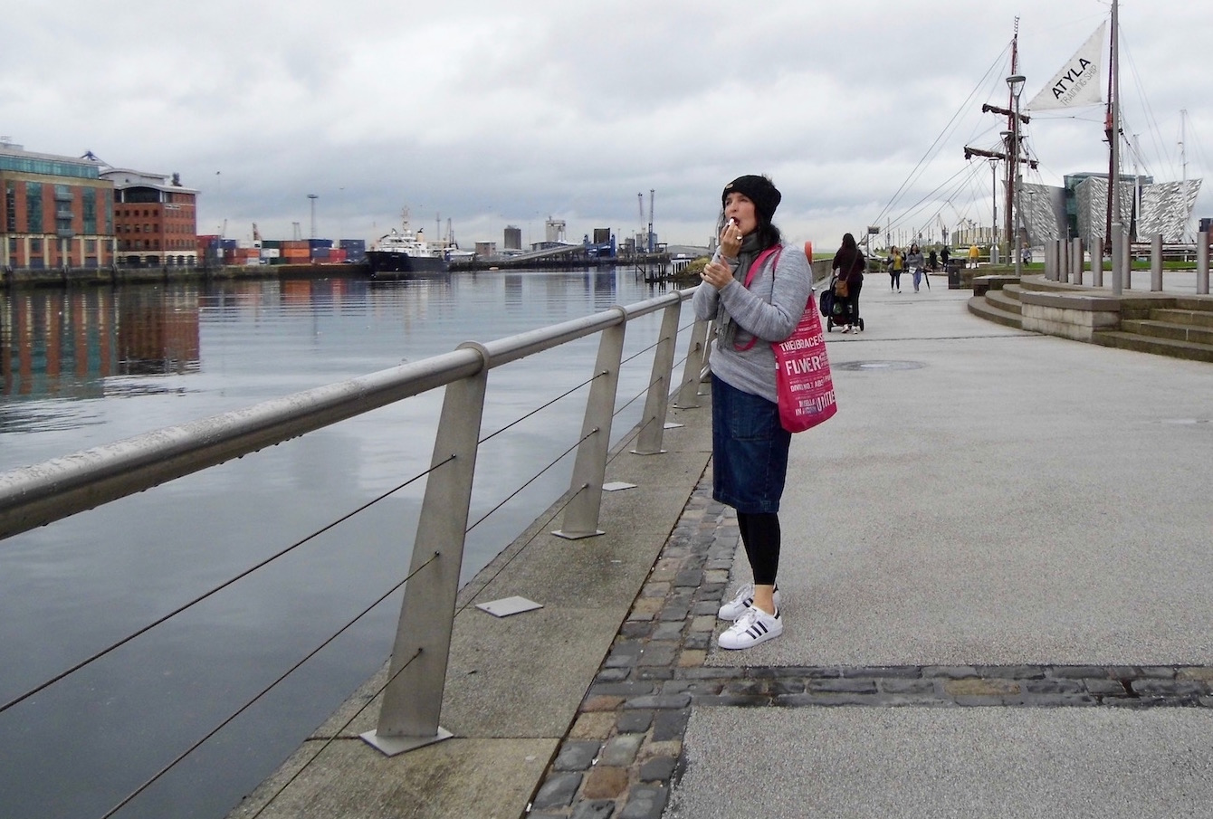 Belfast: A stroll along the River Lagan