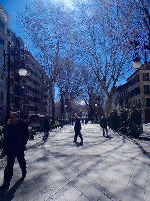 Granada Las Ramblas Spain