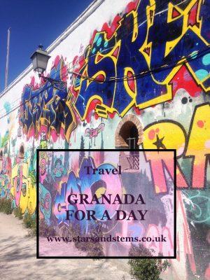 Granada   Spain   Street Art   Joe Strummer Square