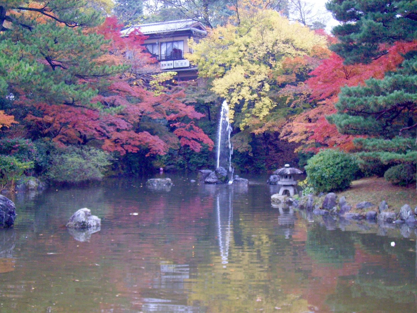 Autumn in Japan: First impressions