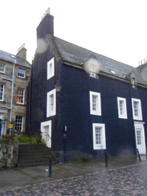 South Queensferry on a winter afternoon   Scotland