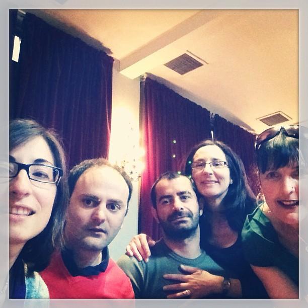 Italian friends London