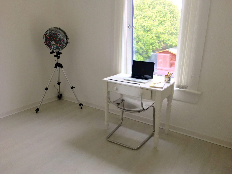 home studio post-makeover